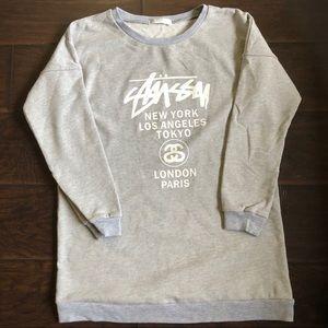 Stussy Japanese Edition Women's Sweatshirt